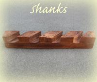 walking stick shanks
