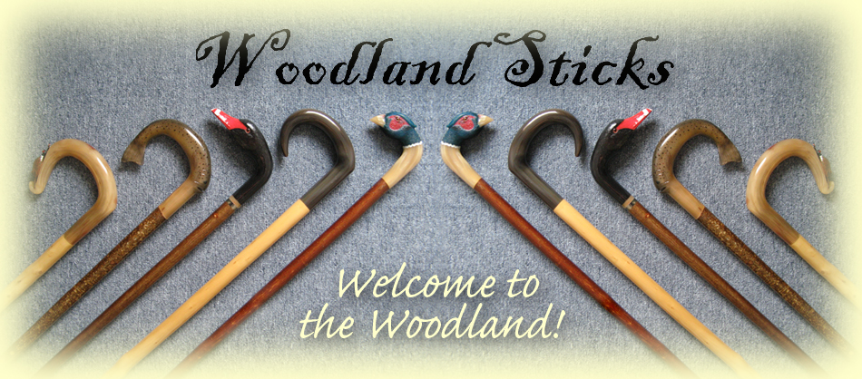 welcome to Woodland Sticks