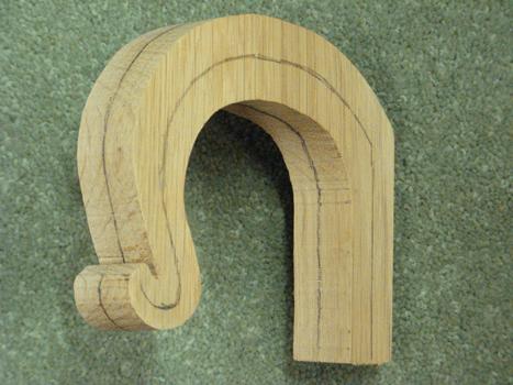 wood handles walking stick